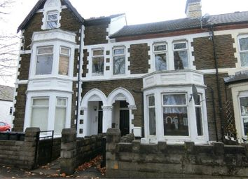Thumbnail 2 bed flat to rent in Clive Street, Cardiff, South Glamorgan
