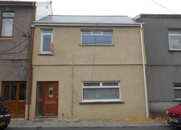 Thumbnail 2 bed flat to rent in Caerau Road, Caerau, Maesteg
