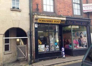 Thumbnail Retail premises for sale in Jacksons Court, Westgate, Ripon