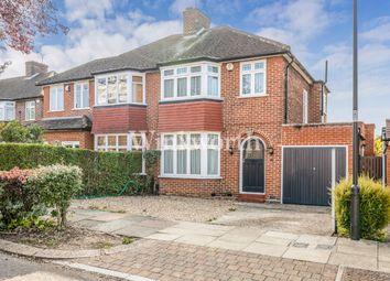 Oakwood Park Road, London N14. 3 bed semi-detached house