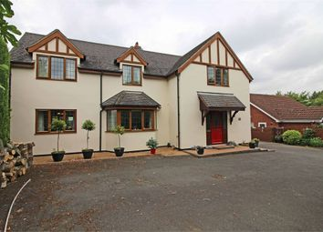 Thumbnail 4 bed detached house for sale in Wilnecote House Drive, Wilnecote, Tamworth, Staffordshire