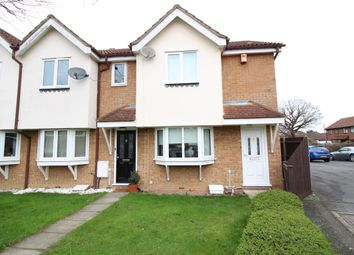 Thumbnail 2 bed end terrace house for sale in Chiltern Close, Worcester Park