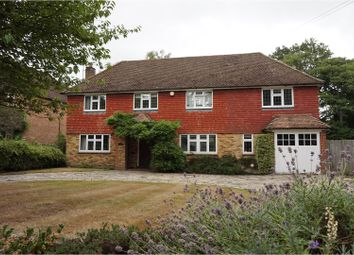Thumbnail 4 bed detached house for sale in Eastwick Road, Walton-On-Thames