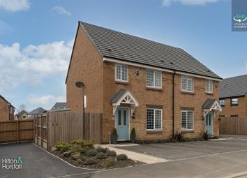 Thumbnail 3 bed semi-detached house for sale in Pendleton Avenue, Clitheroe