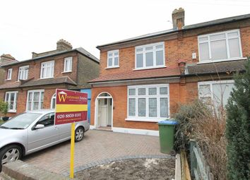 Thumbnail 3 bed end terrace house to rent in Dumbreck Road, Eltham, London