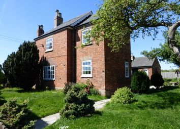 Thumbnail 3 bed detached house to rent in High Street, Kirmington, Ulceby