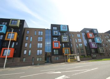 Thumbnail 2 bed flat for sale in 9 Golspie Street, Glasgow