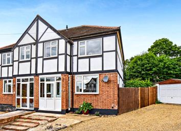 Thumbnail 3 bedroom semi-detached house for sale in Arcadian Close, Bexley, Kent