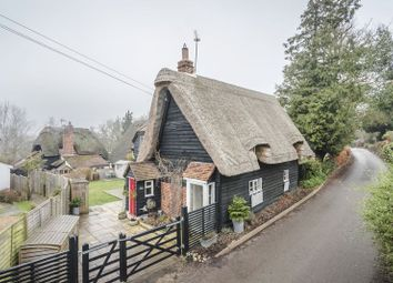 Thumbnail 4 bed country house for sale in Rushden, Buntingford