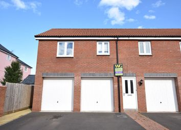 Thumbnail 2 bed flat to rent in Cranbrook, Exeter, Devon