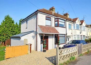Thumbnail 4 bed end terrace house for sale in Woodlands Road, Gillingham