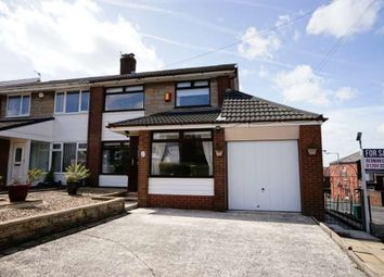 Thumbnail 3 bedroom semi-detached house for sale in Fairways, Horwich, Bolton, Greater Manchester