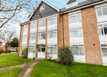 Thumbnail 2 bed flat for sale in Farm Way, Worcester Park, Surrey