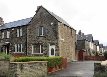Thumbnail 2 bedroom end terrace house for sale in Quarmby Road, Quarmby, Huddersfield