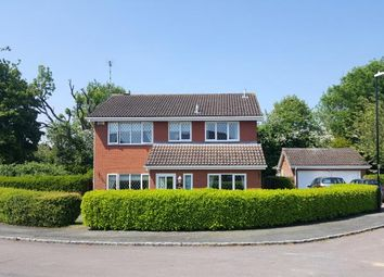 Thumbnail 4 bed detached house for sale in Whitefield Close, Westwood Heath, Coventry, West Midlands