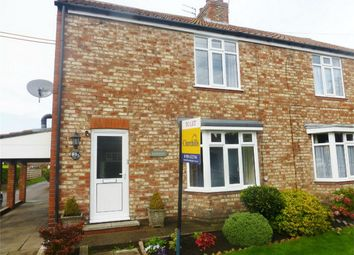 Thumbnail 3 bed cottage to rent in Main Street, Wheldrake, York