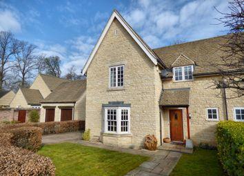 Thumbnail 3 bed semi-detached house for sale in Church Farm Close, Exton, Oakham