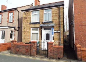 Thumbnail 2 bedroom terraced house for sale in Church Street, Rhosllanerchrugog, Wrexham, Wrecsam