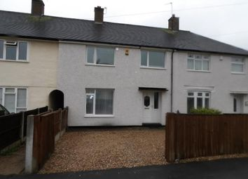 Thumbnail 3 bedroom terraced house for sale in Belwood Close, Clifton, Nottingham, Nottinghamshire