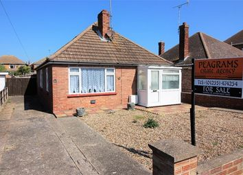 Thumbnail 2 bed detached bungalow for sale in Queens Road, Clacton-On-Sea