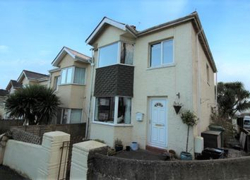 Thumbnail 3 bedroom end terrace house for sale in Dower Road, Torquay