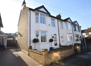 Thumbnail 4 bedroom end terrace house for sale in Ferndale Road, Gravesend, Kent