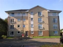 Thumbnail 1 bed flat to rent in Greenlaw Court, Glasgow