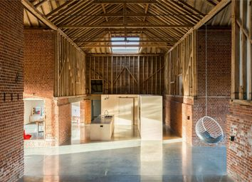 Thumbnail 5 bedroom barn conversion for sale in The Street, Assington, Sudbury