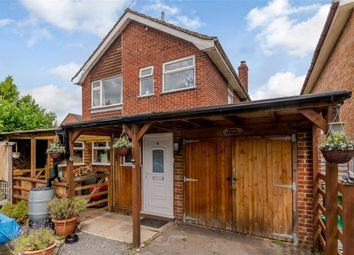 Thumbnail 3 bed detached house for sale in The Firs, Northfield Road, Thatcham, Berkshire