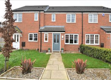 Thumbnail 3 bed terraced house to rent in Castleton Drive, Warrington