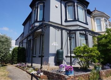 Thumbnail 4 bed end terrace house for sale in Milehouse Road, Plymouth