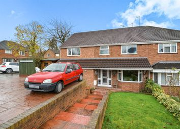 Thumbnail 4 bed semi-detached house for sale in Anderson Crescent, Great Barr, Birmingham