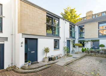 Thumbnail 2 bed mews house for sale in 5 Millar Place Lane, Morningside