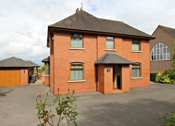 Thumbnail 3 bed detached house for sale in Leek Road, Wetley Rocks, Stoke-On-Trent