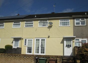 Thumbnail 2 bedroom terraced house for sale in Manor Way, Risca, Newport.