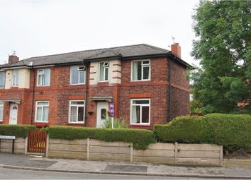 Thumbnail 3 bed semi-detached house for sale in Waugh Avenue, Manchester