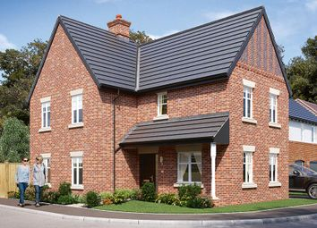 "Thumbnail 4 bedroom detached house for sale in ""The Hartlebury"" at Hussar Close, Daventry"
