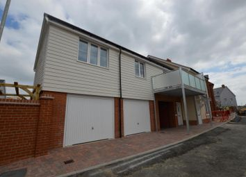 Thumbnail 2 bed flat to rent in Ferryman Drive, Rowhedge, Colchester