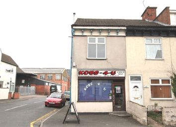 Thumbnail 2 bed flat to rent in Derby Road, Hinckley