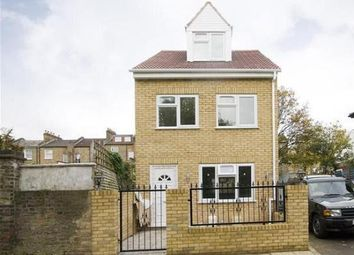 Thumbnail 3 bedroom detached house to rent in Nile Close, Rectory Road, Dalston, Clapton, Hackney, Stoke Newington, London