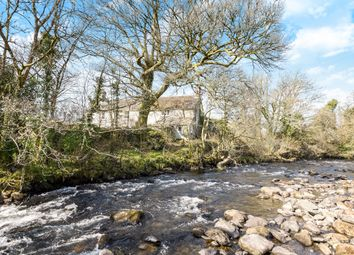 Thumbnail 4 bed farmhouse for sale in Harford Bridge, Tavistock
