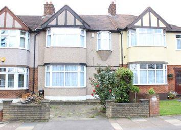 Thumbnail 3 bed terraced house for sale in Oakleafe Gardens, Barkingside, Ilford
