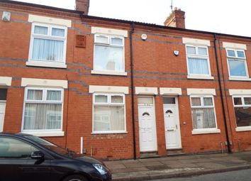 Thumbnail 3 bedroom terraced house for sale in Stanhope Street, Evington, Leicester, Leicestershire