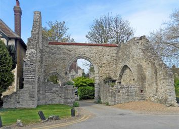 Thumbnail 1 bedroom flat for sale in Hayle Road, Maidstone, Kent