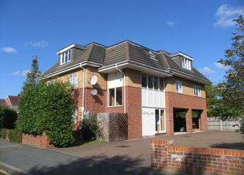 Thumbnail 1 bed flat to rent in Vale Road, Camberley