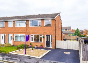 Thumbnail 3 bed end terrace house for sale in Tregaron Grove, Hindley Green, Wigan, Lancashire