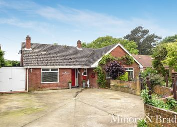 Thumbnail 3 bed detached bungalow for sale in Decoy Road, Ormesby, Great Yarmouth