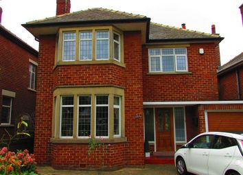 Thumbnail 4 bedroom detached house to rent in South Park Drive, Blackpool, Lancashire