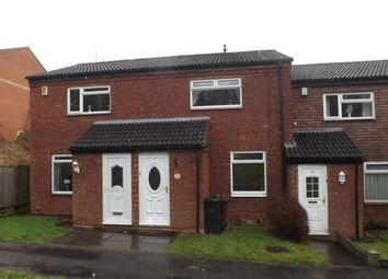 Thumbnail 2 bedroom terraced house for sale in Sudeley Close, Castle Bromwich, Birmingham, West Midlands