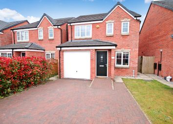 Thumbnail 3 bed detached house for sale in Oakley Way, Rochdale